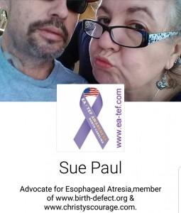Chris and Sue Paul